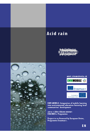Air pollution - Acid rain