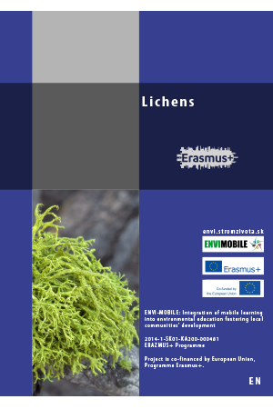 Air pollution - Lichens