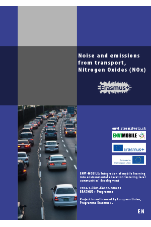 Air pollution - Noise and emissions from transport, Nitrogen Oxides (NOx)