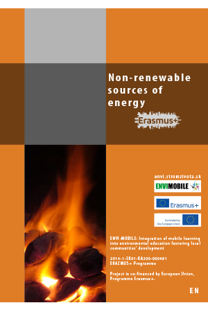 Energy - Non-renewable sources of energy