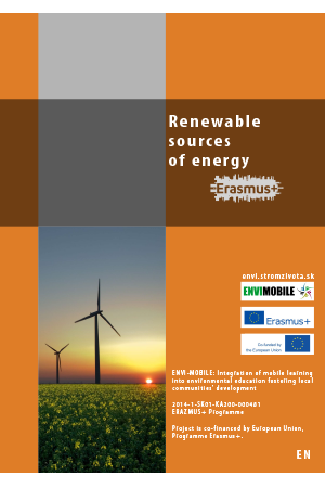 Energy - Renewable sources of energy