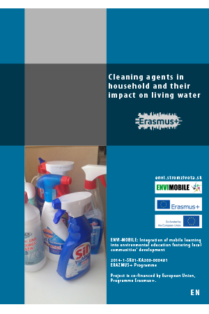 Water - Cleaning agents in household and their impact on living water
