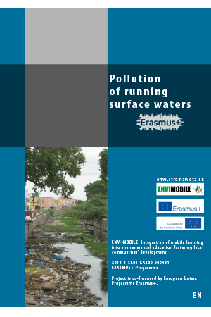 Water - Pollution of running surface waters