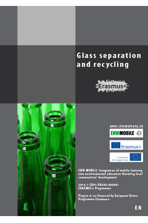 Waste - Glass separation and recycling