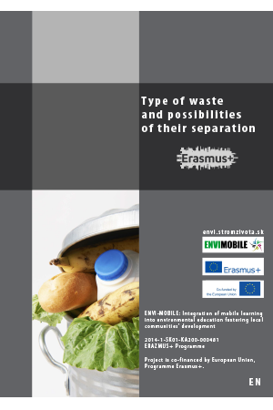 Waste - Type of waste and possibilities of their separation